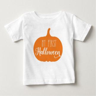 Het T-shirt van het Kind van eerste Halloween