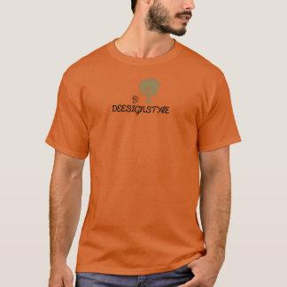 Het T-shirt van het Logo van DeeSignstyle