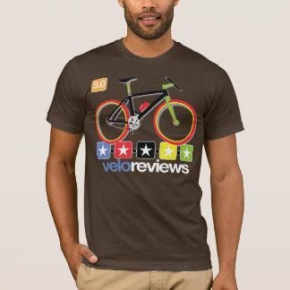 Het T-shirt van het Logo van VeloReviews