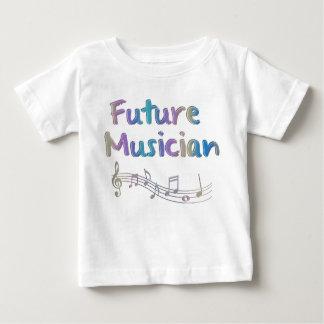 Het T-shirt van het Toekomstige van de Musicus van