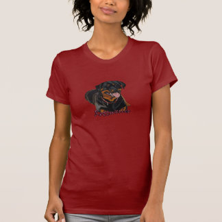 Het t-shirt van Rottweiler