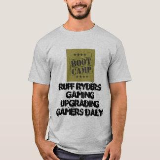 Het T-shirt van Ryders Boot Camp van de kemphaan