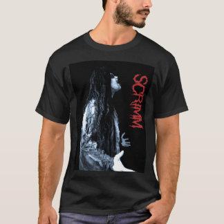 """Het t-shirt van """"Scrimm"""" van de MAAIMACHINES van"""