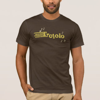 Het T-shirt van Trololo