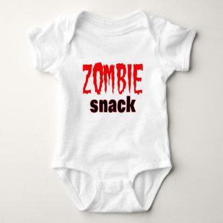 Het t-shirtoverhemd van de Snack van de zombie Romper