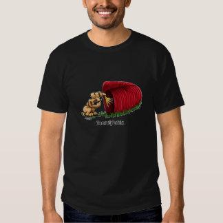 Het t-shirtoverhemd van de Tunnel van de Shirts