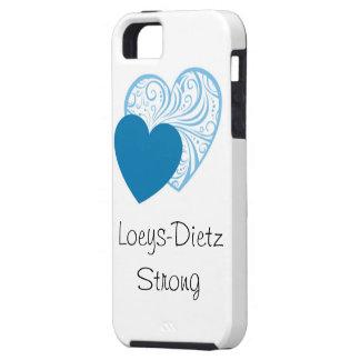 Het Taaie Hoesje van loeys-Dietz Iphone 5/5s