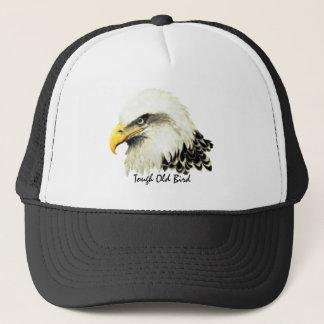 Het taaie Oude Schilderen van Eagle van het Citaat Trucker Pet