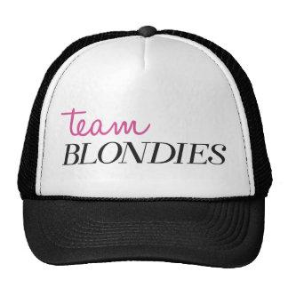 Het Team Blondies van het pet