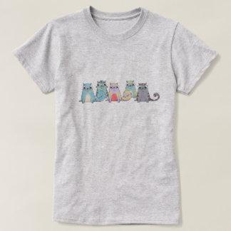 Het Team van CryptoKittie T Shirt