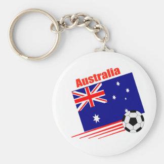 Het Team van het Voetbal van Australië Sleutelhanger