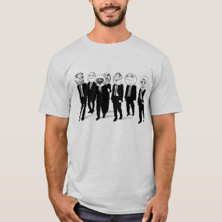 Het Team van Meme T Shirt