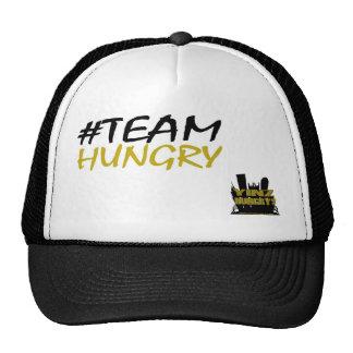 Het #TeamHungry Pet van de Vrachtwagenchauffeur