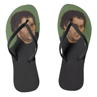Het Teenslipper van Martin Luther Teenslippers