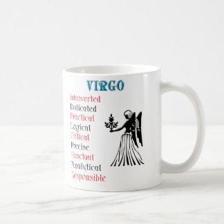 Het Teken van de Dierenriem van de Horoscoop van Koffiemok