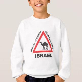 Het Teken van de kameel in Israël Trui