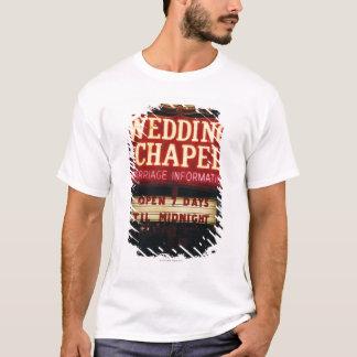 Het Teken van de Kapel van het Huwelijk van het T Shirt