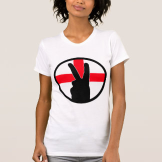 Het Teken van de overwinning (Engeland) Shirt