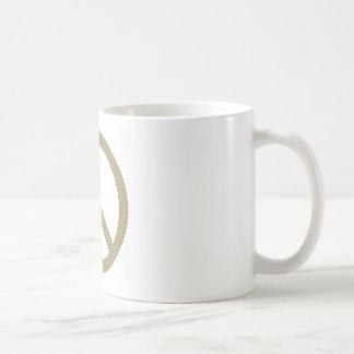 Het Teken van de vrede Koffiemok