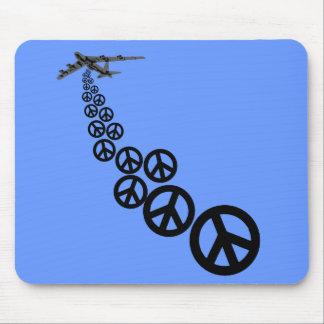 Het teken van de vrede muismat