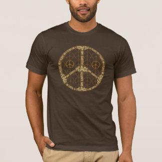 Het Teken van de vrede - Vrede ter wereld T Shirt