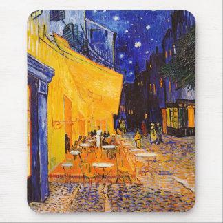 Het Terras van de Koffie van Vincent van Gogh bij Muismat