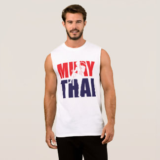Het Thaise, Thaise In dozen doen van Muay T Shirt