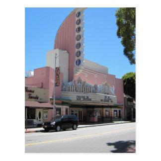 Het Theater van Fremont, San Luis Obispo, CA Briefkaart