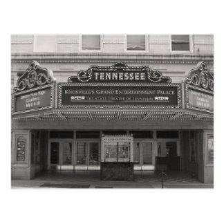 Het Theater van Tennessee Briefkaart