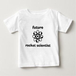 Het toekomstige Baby T van de Wetenschapper van de Baby T Shirts