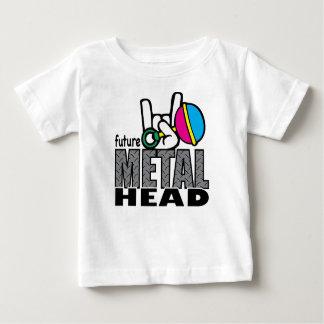 Het toekomstige Hoofd Grafische T-shirt ~ van het