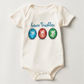 Het toekomstige Overhemd van de Jongen van het Baby Shirt