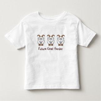Het toekomstige Overhemd van Herder van de Geit Kinder Shirts