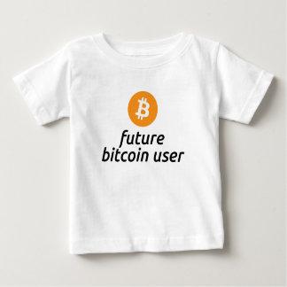Het toekomstige Overhemd van het Baby van de Baby T Shirts