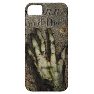 Het toenemen de Hand van de Zombie Barely There iPhone 5 Hoesje