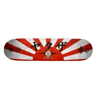 Het toenemen het Skateboard van de Zon