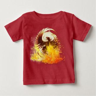 Het toenemen Phoenix T-shirt van Jersey van het