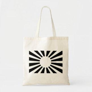 Het Toenemen van Japan de Vlag van de Zon Budget Draagtas