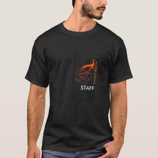 Het Toenemen van Phoenix het Vaste Logo van het T Shirt