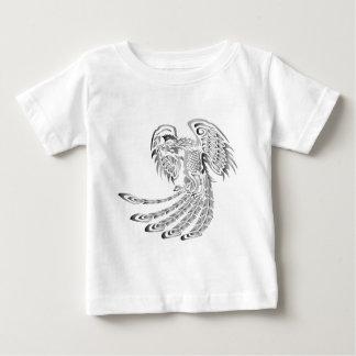 Het Toenemen van Phoenix van Silve Baby T Shirts
