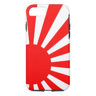 Het toenemen Zon iPhone 7 Hoesje