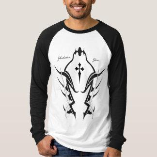Het toestel lang sleeve van de gladiator #2 t shirt