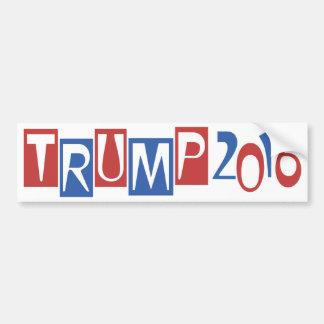 Het Toestel van de Presidentiële Verkiezing van de Bumpersticker
