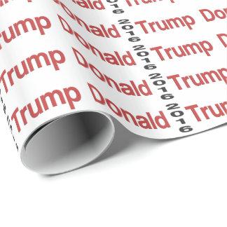 Het Toestel van het Thema van de Verkiezing van Inpakpapier