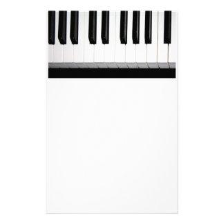 Het Toetsenbord van het orgaan Briefpapier
