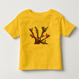 Het Toevluchtsoord van de eekhoorn Kinder Shirts