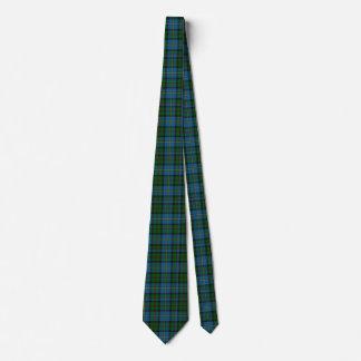 Het traditionele Schotse Stropdas van de Hals van
