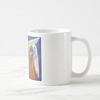 Het Trio Drinkware van de Muziek van de engel Koffiemok