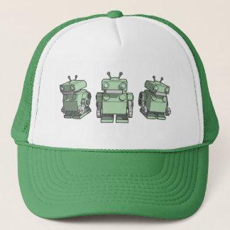 Het Trio van de robot Trucker Pet