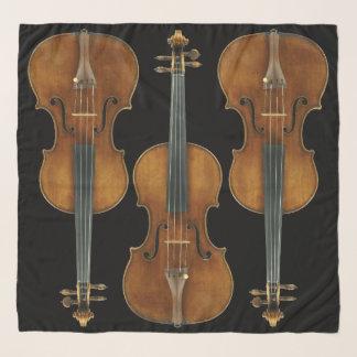 Het Trio van de Viool van de Stradivarius kiest Sjaal